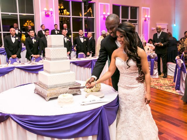 Raqaq and Lisa's Wedding in Homer Glen, Illinois 24