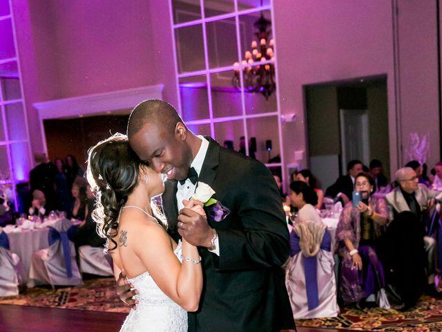 Raqaq and Lisa's Wedding in Homer Glen, Illinois 25