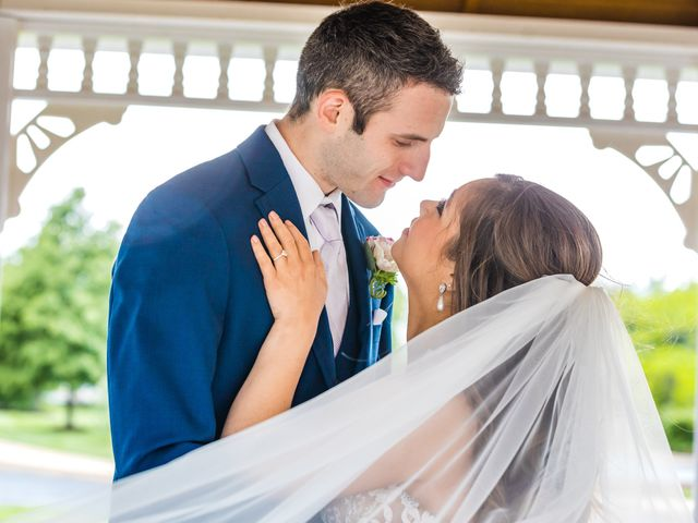 The wedding of Madison and Graham