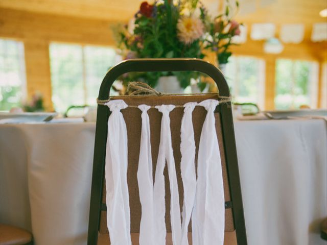 Mary and Cody's Wedding in Fombell, Pennsylvania 24