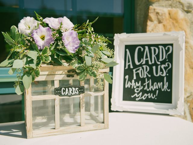 Mary and Cody's Wedding in Fombell, Pennsylvania 18