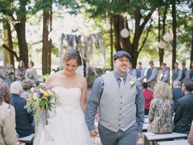 Mary and Cody's Wedding in Fombell, Pennsylvania 13