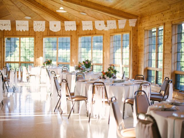 Mary and Cody's Wedding in Fombell, Pennsylvania 23