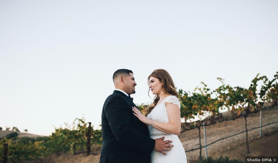 Isaac and Maureen's Wedding in Morgan Hill, California