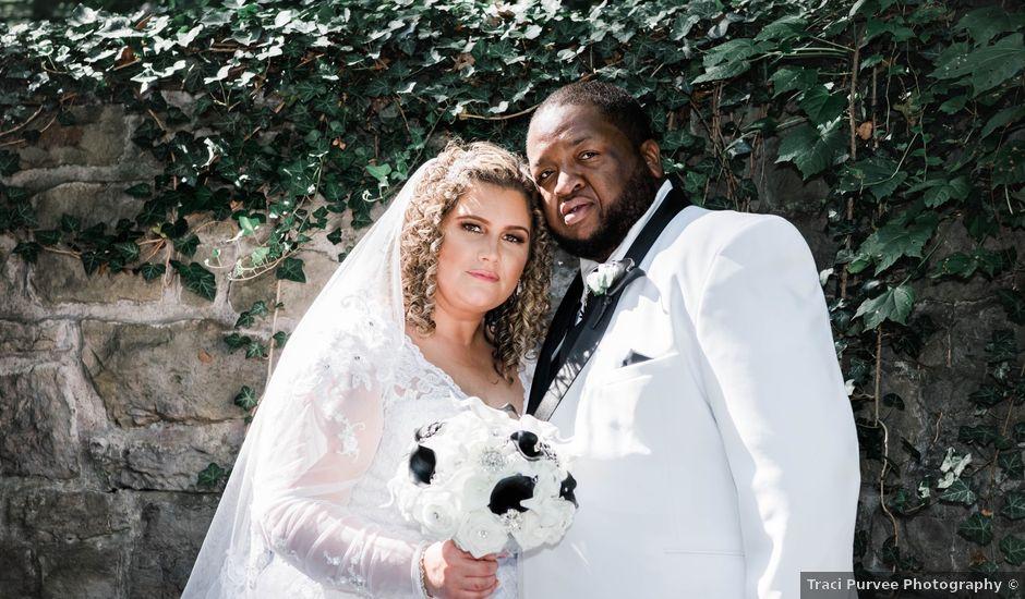 Michael and Jennifer's Wedding in Henrietta, New York