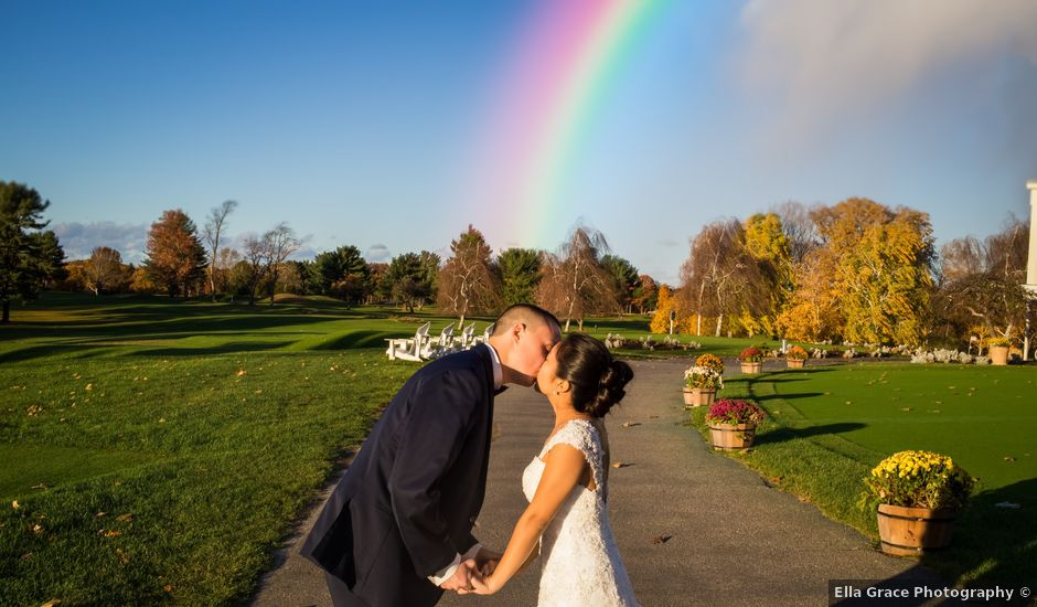 Thomas and Mary's Wedding in Sutton, Massachusetts