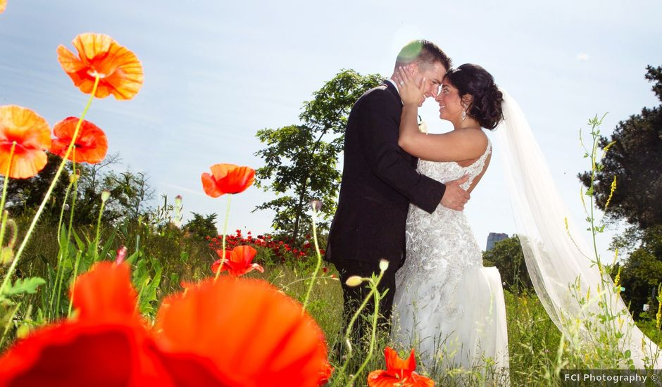 Mike and Jenelle's Wedding in Niagara Falls, New York