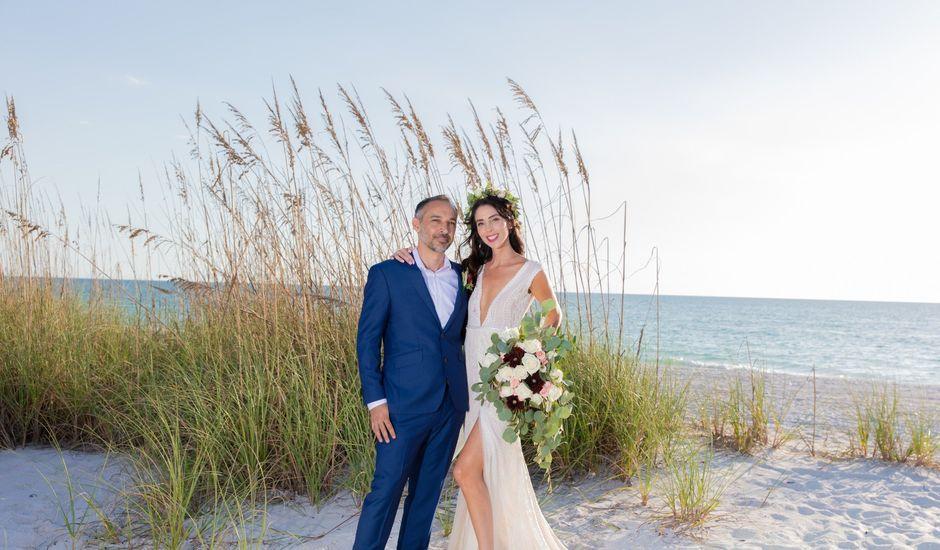 James  and Kristin's Wedding in Anna Maria, Florida