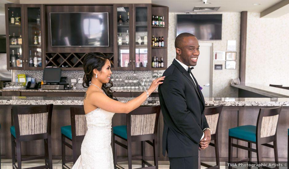 Raqaq and Lisa's Wedding in Homer Glen, Illinois