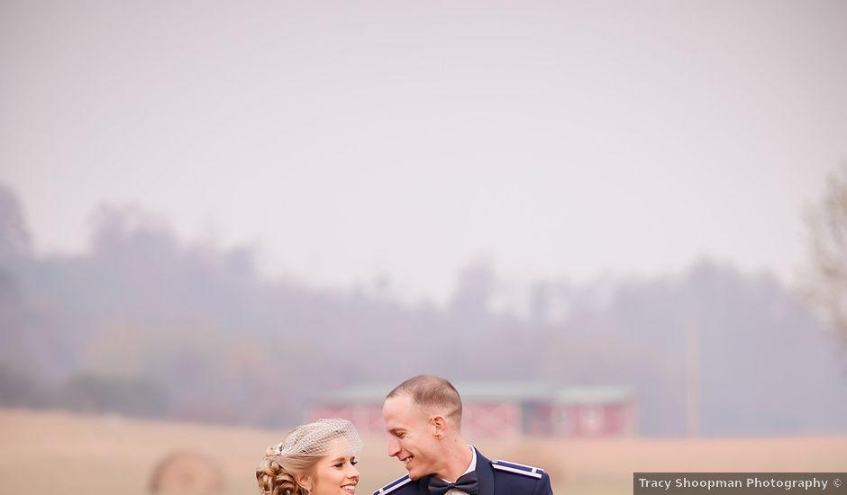 Sarah and Jared's Wedding in Murphy, North Carolina