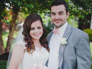 The wedding of Jonathan and Melissa 1