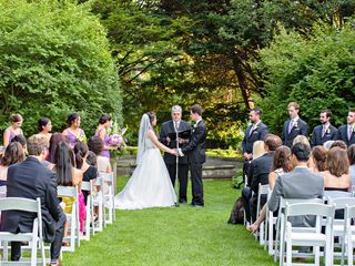 Amy and Michael's Wedding in Toronto, Pennsylvania 13