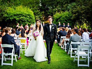 Amy and Michael's Wedding in Toronto, Pennsylvania 15