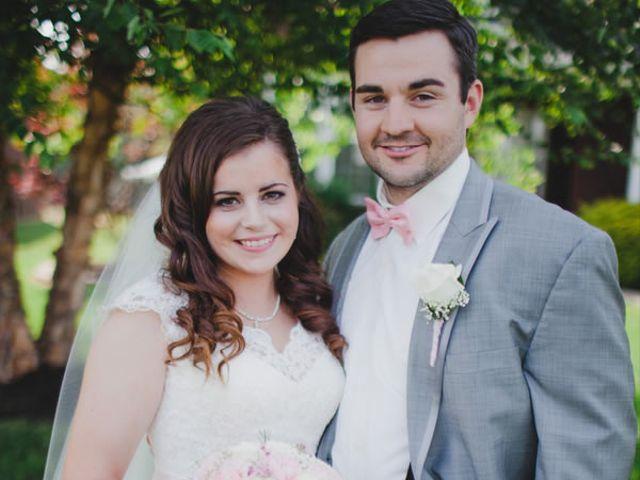 The wedding of Jonathan and Melissa