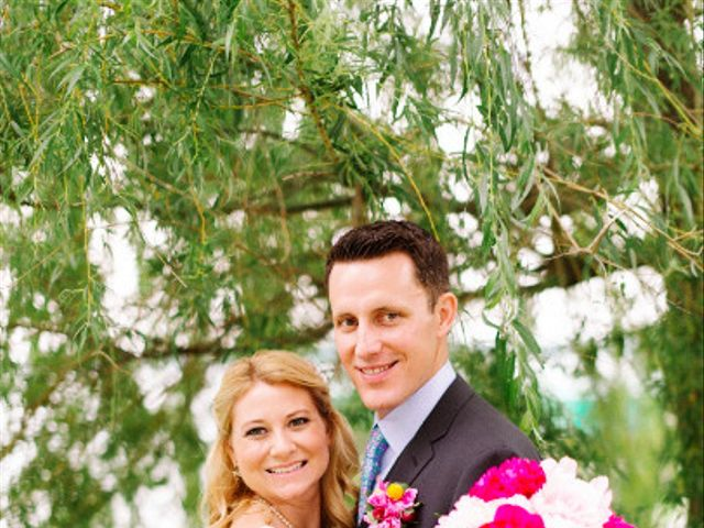 The wedding of Matt and Kristin