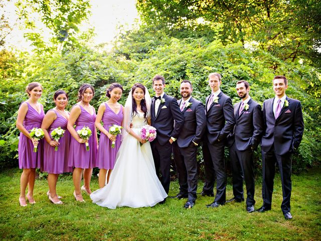 Amy and Michael's Wedding in Toronto, Ohio 10