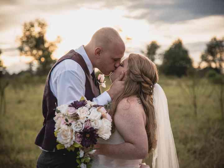 The wedding of Savannah and Stephen