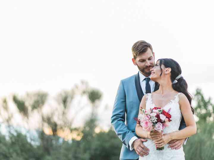 The wedding of Ioanna and Alexandros