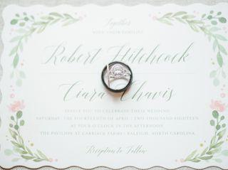 The wedding of Ciara and Robert 1