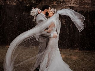 The wedding of Yaris and Jose