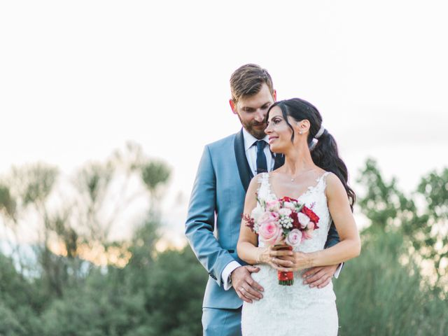 Alexandros and Ioanna's Wedding in Athens, Greece 1