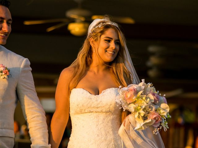Christian and Magie's Wedding in Puerto Vallarta, Mexico 1