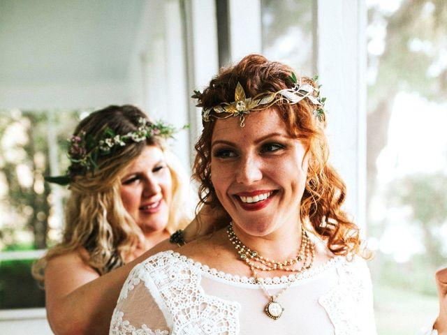 Blake and Danielle's Wedding in Yemassee, South Carolina 3