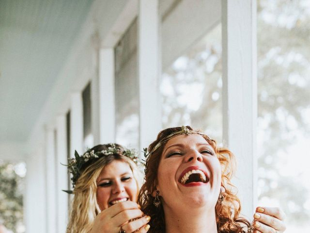 Blake and Danielle's Wedding in Yemassee, South Carolina 4