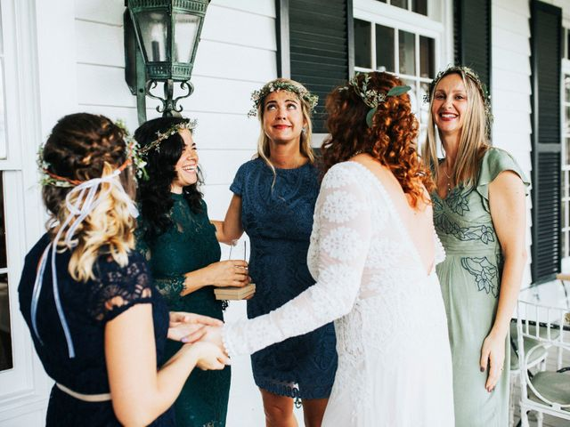 Blake and Danielle's Wedding in Yemassee, South Carolina 5