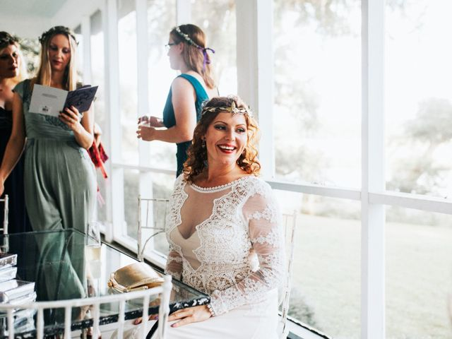 Blake and Danielle's Wedding in Yemassee, South Carolina 7