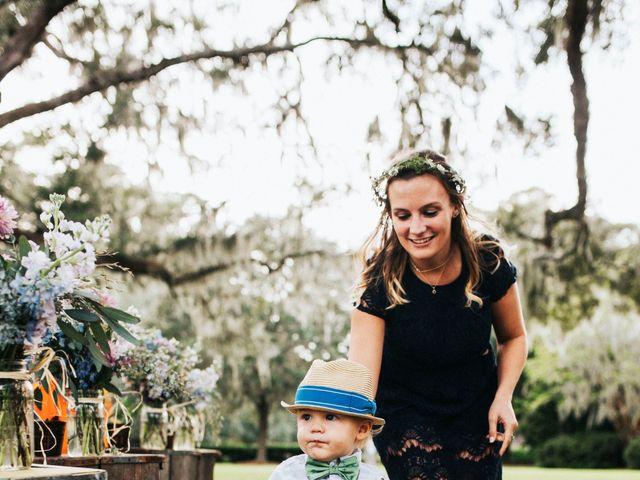 Blake and Danielle's Wedding in Yemassee, South Carolina 8