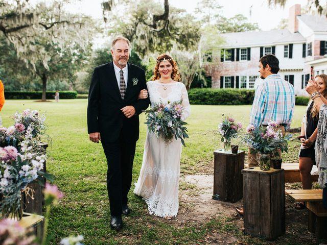Blake and Danielle's Wedding in Yemassee, South Carolina 9
