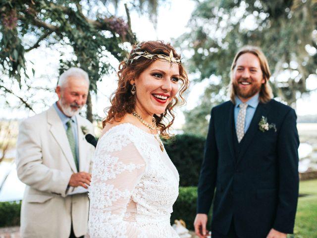 Blake and Danielle's Wedding in Yemassee, South Carolina 10