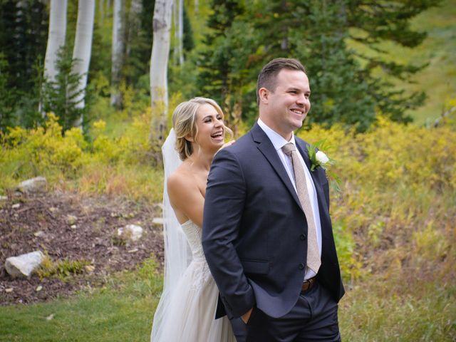 Alie and Sean's Wedding in Park City, Utah 4