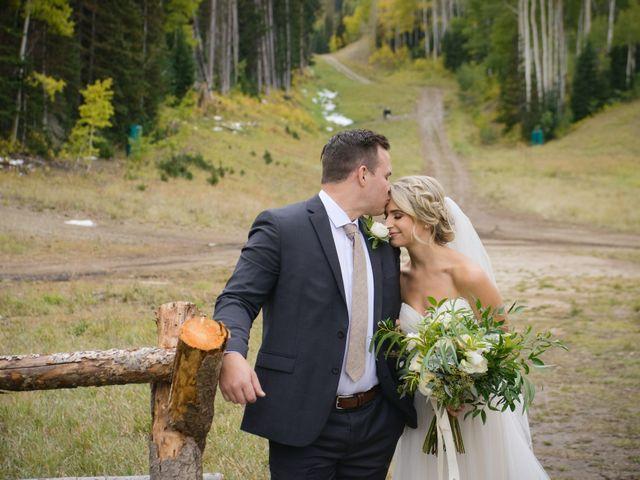 Alie and Sean's Wedding in Park City, Utah 7