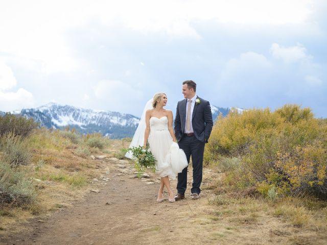 Alie and Sean's Wedding in Park City, Utah 11