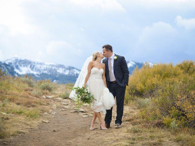 Alie and Sean's Wedding in Park City, Utah 12