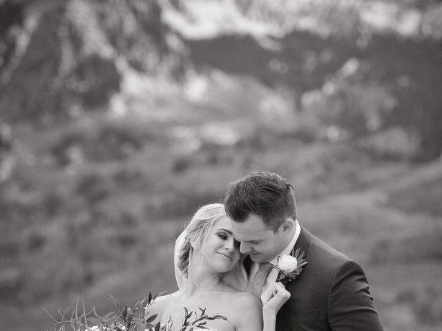 Alie and Sean's Wedding in Park City, Utah 13