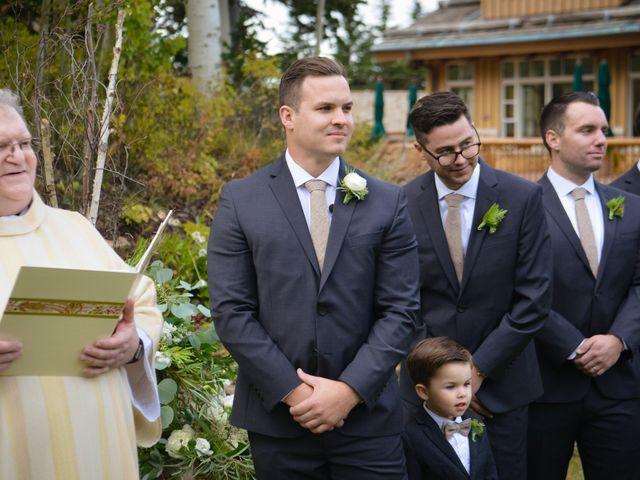 Alie and Sean's Wedding in Park City, Utah 14