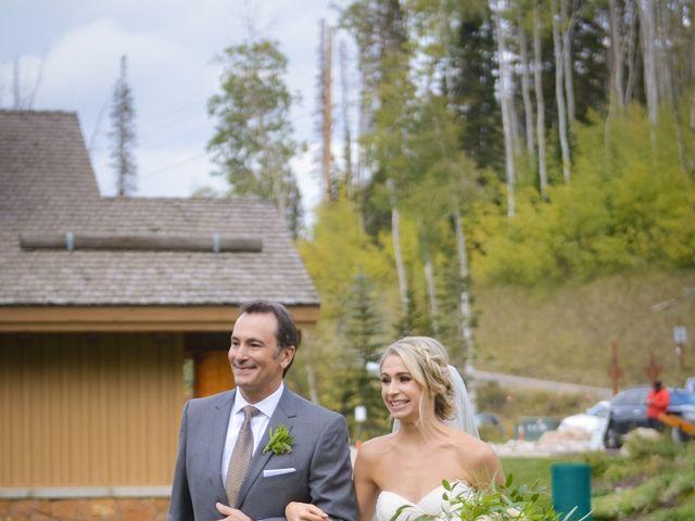 Alie and Sean's Wedding in Park City, Utah 15