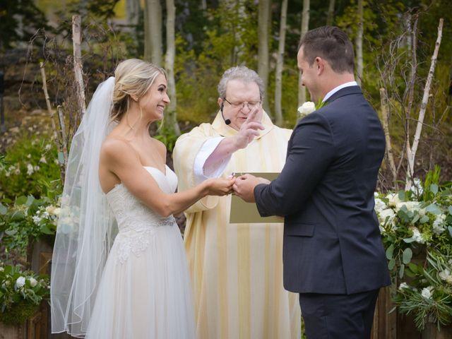 Alie and Sean's Wedding in Park City, Utah 18