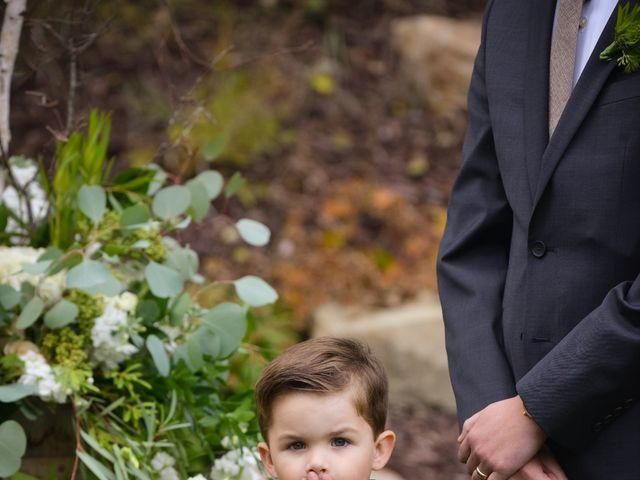Alie and Sean's Wedding in Park City, Utah 19