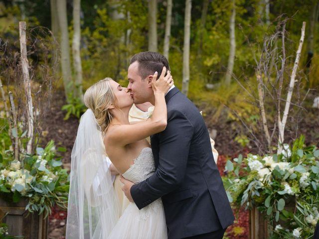 Alie and Sean's Wedding in Park City, Utah 21
