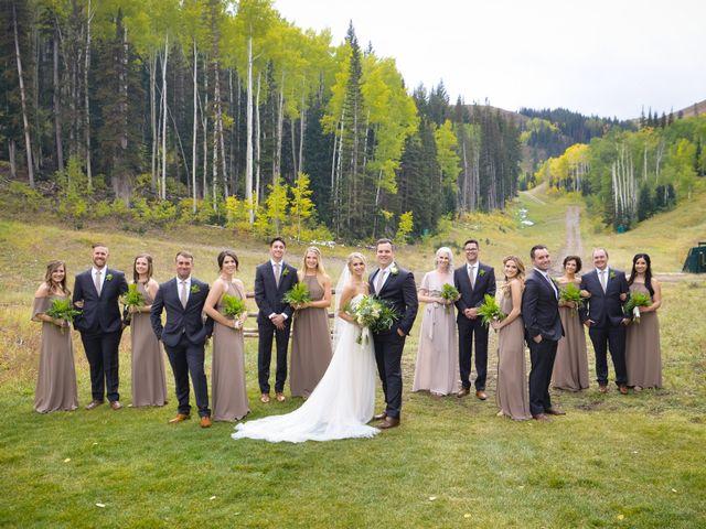 Alie and Sean's Wedding in Park City, Utah 24
