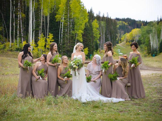 Alie and Sean's Wedding in Park City, Utah 28
