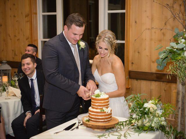 Alie and Sean's Wedding in Park City, Utah 36