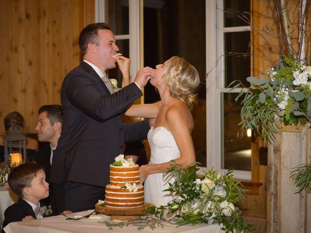Alie and Sean's Wedding in Park City, Utah 37