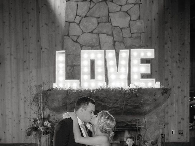 Alie and Sean's Wedding in Park City, Utah 38
