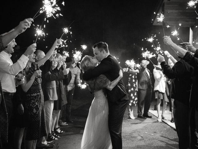 Alie and Sean's Wedding in Park City, Utah 43