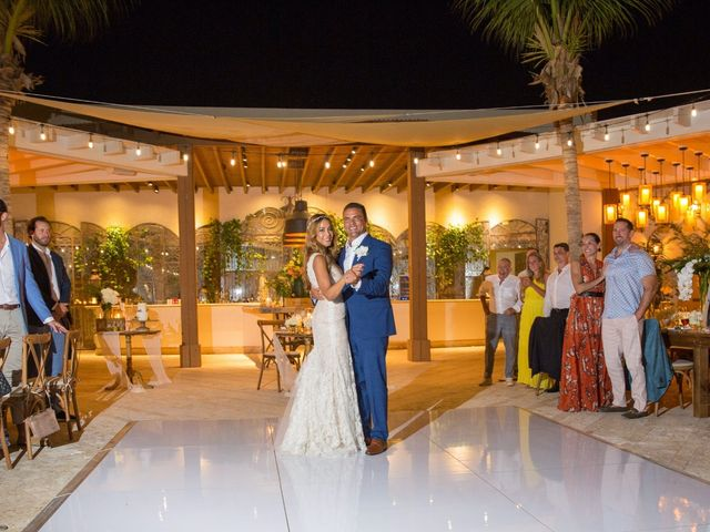 Ron and Jessica's Wedding in Long Bay Beach, Turks and Caicos 35